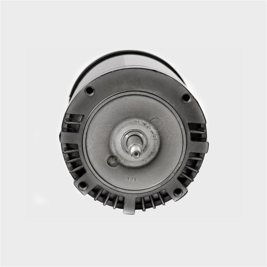 Threaded Shaft Single Speed 115 230 Volts Motor 56j Frame