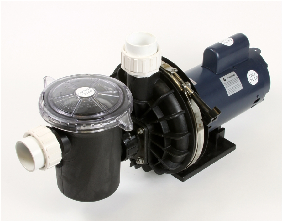 Master Flo Plus Sta Rite Replacement 2 Speed 1 5 2 Hp In Ground Pool Pump