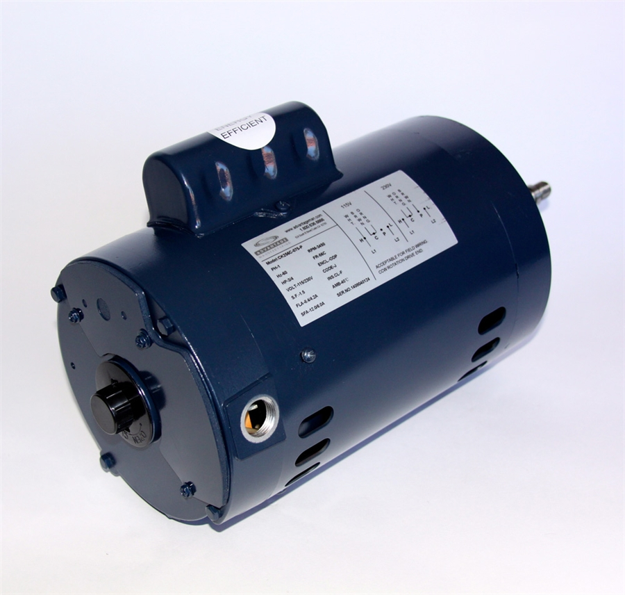 Advantage Pool Cleaner Replacement Motor 3 4hp Single