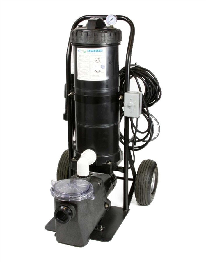 Mini Portable Vacuum Ii System
