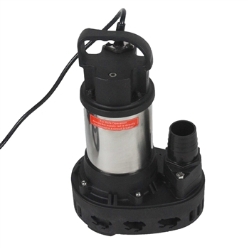 SSP5500 5500-GPH submersible pond pump 575 watts