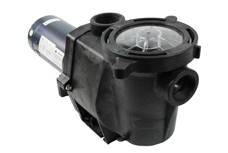Energy Advantage 48 Frame 1 Hp In Ground Pool Pump